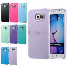 Ultra Soft TPU Rubber Gel Skin Cover Case For Samsung Galaxy S7/S6