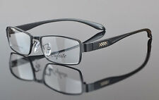 Metal Full Rim Myopia Eyeglass Frames Men Hinged Glasses Optical Eyewear Rx able