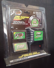 TYCO R/C TMH FLEXPAK BATTERY PACK AND CHARGER 33005 NEW UNOPENED!