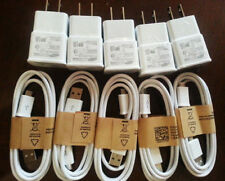 Original OEM 2Amp Wall Charger Micro USB Cable For Samsung Galaxy S4 S3 Note 2