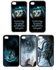 Cheshire Cat Designs - Rubber and Plastic Phone Cover Case Samsung