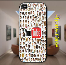 Many People Love Youtube Youtubers Pictorial Case for iPhone