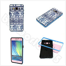 Blue Elephant 2in1 Glossy Anti-Shock Hybrid Soft Gel TPU Case Cover for phones