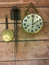 Junghans Westminster Chimes Clock Movement, Dial Etc