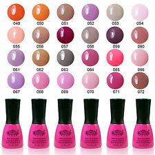 Perfect Summer Pro UV Gel Polish Nail Art Soak Off Shiny Lacquer 8ml 051 - 100