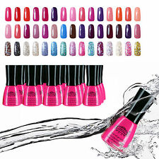 2015 New UV Gel Polish Soak Off Nail Art Varnish Glitter Color Manicure 201-240
