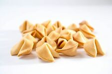 Chinese Fortune Cookies - FRESH!!! - MADE TO ORDER - Choice of 50, 100, 200 pcs