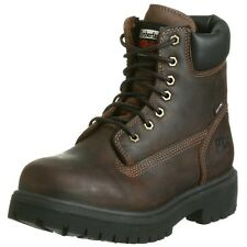 """Mens Timberland 6"""" Direct Attach Steel Toe Waterproof Boots Size 7-15 38021242"""