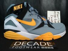 NIKE AIR TRAINER 91 BO JACKSON 8-13 COOL GREY YELLOW SC QS 309748 005 DT MAX 96