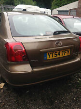 Toyota Avensis 2.0 D-4D T3-X 2005 BREAKING FOR SPARES AND REPAIRS