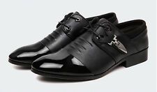 2015 Men's New England pointed shoes Korean men's business casual shoes + Gift