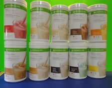 HERBALIFE FORMULA 1 NUTRITIONAL SHAKE MIX. 11 FLAVORS AVAILABLE. FREE SHIPPING
