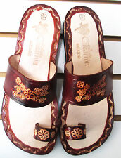 Women's Handmade Mexican Leather Sandal Huaraches size 5 to 12 U.S. CZ06