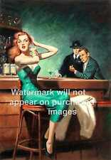 The Squeeze 1955 pulp book cover poster, , Wall art, Reproduction.