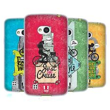 HEAD CASE BICYCLE LOVE SOFT GEL CASE FOR LG L50