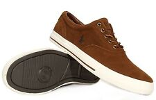 Polo Ralph Lauren Men's Vaughn New Snuff Sport Suede Fashion Sneakers Shoes NIB