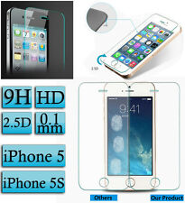 Tempered Glass Screen Protector Film Cover Skin Guard For iPhone 4 5 6 6 Plus AU