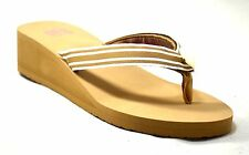 Lindsay Phillips Switch Flops Womens Olivia Thong Wedge Sandals