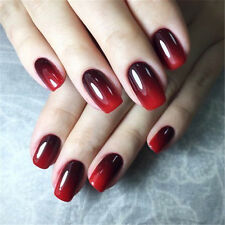 10ML Temperature Change Color Gel Nail Polish Soak Off Varnish Nail DIY Manicure