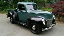 Ford : Other Pickups 1940 40 FORD V8 FLATHEAD TRUCK NR WINNER TAKES IT