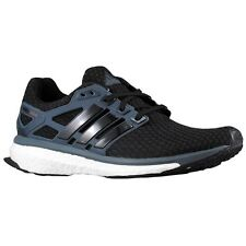 Adidas Energy Boost Reveal Men's Running Shoes - Black / Onyx -- MANY SIZES