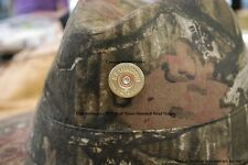 REAL Shotgun Shell Hat Pins or Tie Tacks - Hand Made - Collect Them ALL !