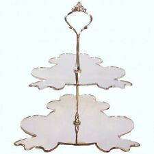 Two Tier Frog Cake Stand
