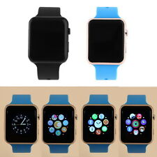 Unisex GU08 Bluetooth Smart Wrist Watch Sport Watches for IOS Android Iphone OE