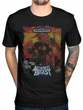 Official Sega Altered Beast Retro T-Shirt Classic Game Genesis Sonic New Merch