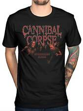 Official Cannibal Corpse Evisceration Plague T-Shirt Band Death Metal Butchered