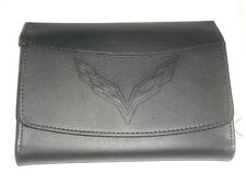 Corvette C7  Owners Manual Leather COVER 2014 2015 NEW