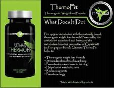 It Works! Thermofit Thermogenic Weight Loss Formula with Acai Berry and Capsimax