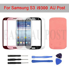 Replacement Outer Screen Lens Glass for Samsung Galaxy SIII S3 i9300 + Tools