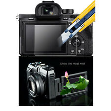9H Tempered Glass Screen Protector Shiled Film For Sony Canon Nikon Camera SLR