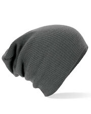 Beechfield Slouch Beanie Double Layered Soft Rib Hat Superb price and quality!!