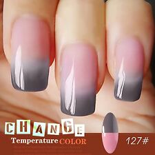 205 Colors Temperature Changing Color Gel Polish Soak-Off Varnish Brand 001-050