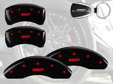 Custom Paint 2015 Mazda MX-5 Miata 25th Edition MGP Caliper Cover Font Rear