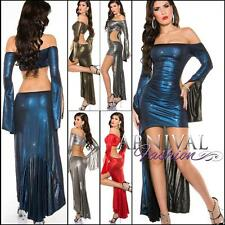 NEW hot ball gown HIGH LOW PARTY DRESS sz XS S M shop online SHINY CLUB DRESSES