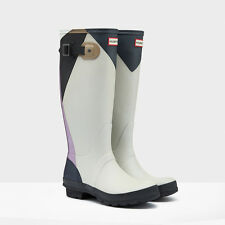 HUNTER ORIGINAL TALL  DAZZLE RAIN BOOTS WOMEN BRIGHT LAVENDER WFT1000RDZ
