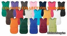 Premier Colours Collection Ladies Work Wear Pocket Tabard - 18 Bright Colours