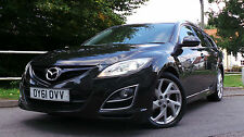 2011 (61) MAZDA 6 SPORT 2.2D (180 BHP) TURBO DIESEL 6 SPEED ESTATE 77,000 MILES