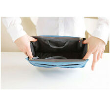 Women's Purse Handbag Insert Travel Organizer Cosmetic Tidy Storage Makeup Bag