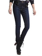 Womens Summer Denim Skinny Jeans Ladies Leggings Jeggings Stretch Pants Trousers