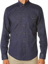 VOLCOM New Mens DIDOT LS Button Up Collared Shirt Long Sleeve (S) Small