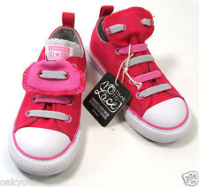 Converse All Star No time to Lace Slip-on Sneakers. Toddler Size(5, 6, 7, 8, 9)