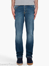 NWT Nudie Jeans Co. Slim Jim Recycle Organic SH Jeans RRP $230