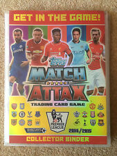 Match Attax 2014/2015 Season Trading Cards, Teams, Duos, Record Breakers etc