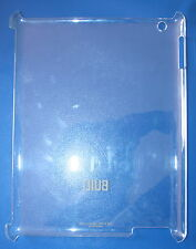 GENUINE BUILT PROTECTIVE SMART BACK COVER FOR iPAD 2 - CLEAR - GREAT CONDITION