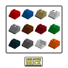 LEGO Slope Bricks 2x2 / Sloping Roof (Part 3039) - Packs of 50 - Pick Colour