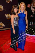 Claudia Winkleman and Tess Daly, Celebs Strictly come dancing, picture, poster